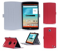 2015 Hot Selling Products Rotating Tablet Cases For LG G Pad V 495