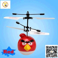 2015 New arrival! Mini flyer,Cartoon flying balls, rc birds with LED light