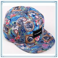 High Quality Custom blank plain snapback hats wholesale