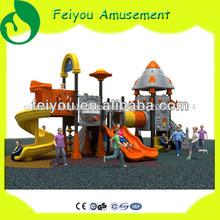 al aire libre del patio de preescolar obstáculo al aire libre parque infantil zona de juegos para equipos de la escuela