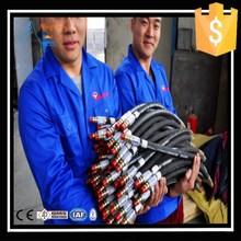 Mz de alta presión de alambre de acero espiral de la manguera de goma/tubo de goma en856 r12