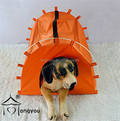 Oxford cloth Folding Dog Cage for Pet foldable and protable pet tent