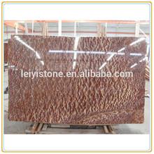 lujoso rojo onyx piedra de importación