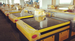 digital uv flatbed printer digital glass printer UV led flatbed printer glass in china for sale.