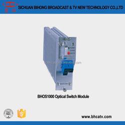 low cost wide range of wavelengths BHOS1000 Optical Switch Module