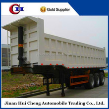 High quality atv dump trailer tractor hydraulic dump trailer
