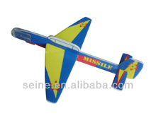 Newest diy Flying Plane with customized art design