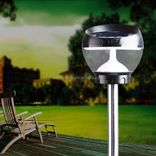 Residential Outdoor Stake Solar Lights With Mosquito Repellent