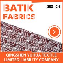Texitle batik woven fabrics of cotton/sheer print fabrics/digital printed fabrics