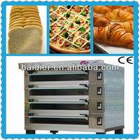Industrial Food Machines Gas Deck oven
