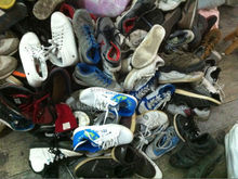XT clothing factory shenzhen ,A grade second hand shoes,summer mixed used clothing