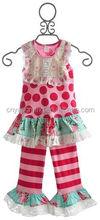 kids clothing wholesale, boutique stylish baby girl korean clothing SFUB-038