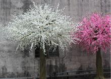 artificial cherry blossom tree wedding decor