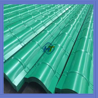 300mm,500mm width steel roofing ridge/steel ridge tile/ridge corner tile