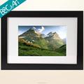 عالية الوضوح مشهد الجبال النفط اللوحة الجملة