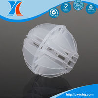 10mm Plastic Polyhedral Hollow Ball
