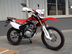 200cc Super off road dirt bike, inverted shock motorcycle,chinese motorcycles