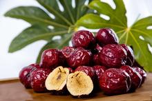 Chino azufaifo fechas rojas dulce árabe fechas