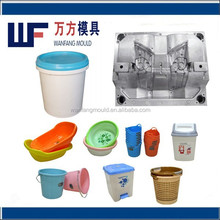 plastic accessories car light two cavity mould