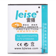 EG970 L-i-ion Polymer Phone Battery for Hisense EG970/U970/T970/LI37200C