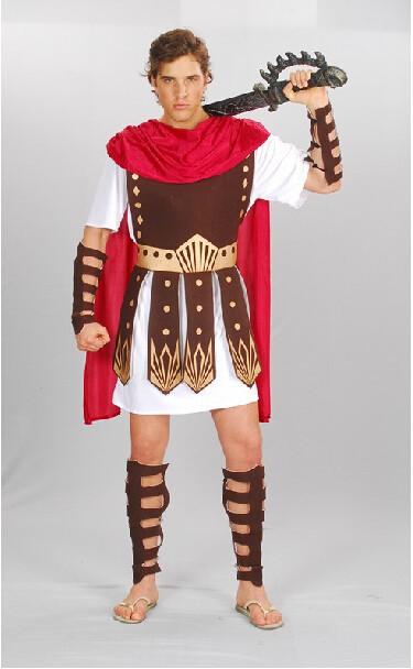 Как сделать костюм воина своими руками 33
