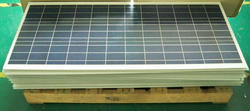 85W poly solar panels solar cells for solar energy system