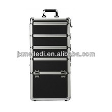 5in1 assembly flight case aluminum trolley case luggage case
