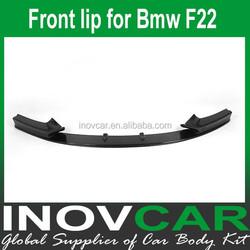2 Series F22 carbon fiber Front bumper Lip for Bmw F22 228i M235i front lip