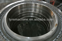 Two Piece tyre mould