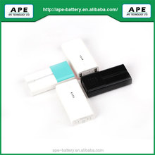 3.5A dual USB power bank for iphone,ipad, galaxy tab and android mobile phone