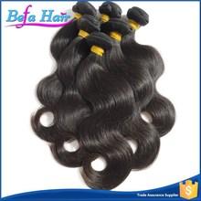 Puede teñir y hierro 5a grado natural negro venta al por mayor malasio de la virgen del pelo