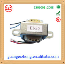 high quality low price isolation single phase 1.5 volt transformer