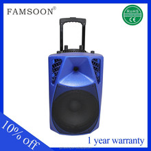 30w 15 inch wireless bassboomz 2.0 bluetooth stereo speaker