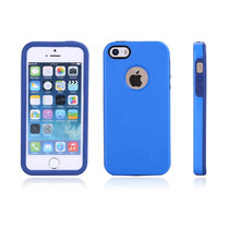 3D sublimation silicone+PC cell phone case/ 3D plastic cell phone case /3D sublimation blank phone cover