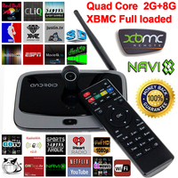 Rk3188 Quad Core Android Tv Box 1.8Ghz, Rk3188 Quad Core Internet Box Tv Android, Smart Tv Box With Built In Webcam