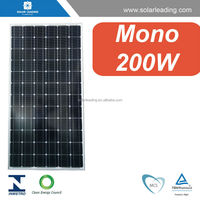 200w Solar Panels For Sale / solar pv module with photovoltaic module bypass diode