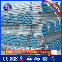 High Quality Scaffolding Building Material, 48.3mm Galvanized Formwork Scaffolding Tube for Structure