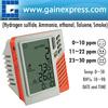 Wallmount/Desktop VOC Monitor Tester Temperature Relative Humidity RH Volatile Organic Compound Meter 0~30ppm Range Taiwan Made