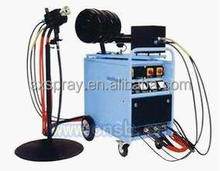Arc Spray Twin Wire Metallization Equipment arc spray welding equipment arc spray welding machine ,Canton fair, Guangzhou Sanxin