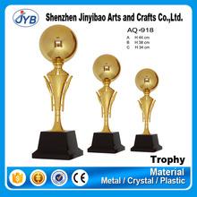factory price custom fantasy football trophy