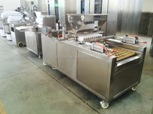 YX600 Semi automatic small cake production line