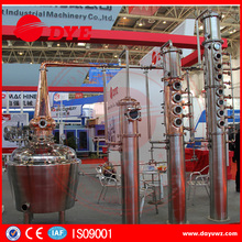 200L copper alcohol home distilling equipment and machine