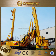 Best fuel economy XG220A rotary drilling rig for construction piling with CE certificated