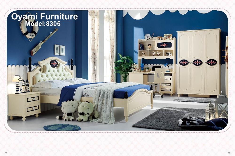 예쁜 뜨거운 판매 골동품 아이 침대 침실 가구-어린이 가구 세트 ...