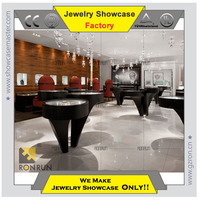 Jewelry display counter display stand cases wholesales