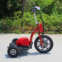 cheap 3 wheel li-ion battery electric tricycle for handicapped