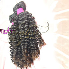 excellent quality low price new design kinky curly indian braiding hair