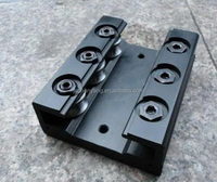 Customized hot-sale well used guide rail for elevator