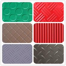 PVC anti-slip mat/PVC embossed flooring mat/PVC Coin Mat