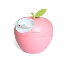 Tissue box, napkin box, apple shape napkin box